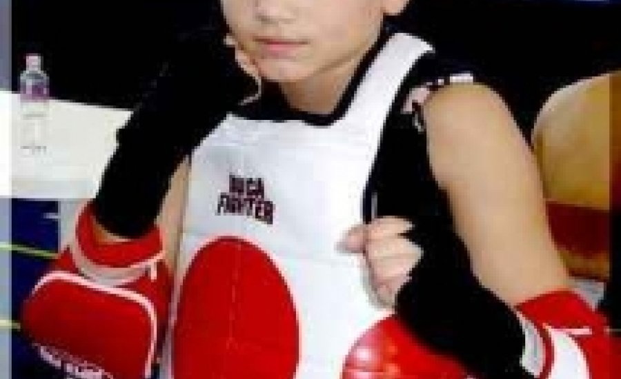 Az ifjú fighter is ringbe lép a K-1 gálán