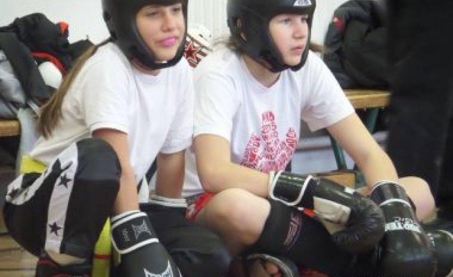 Kick-box szakmai nap Mezőberényben