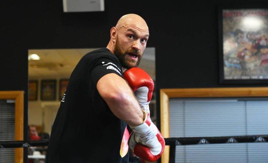 Tyson Fury: változtatnom kell
