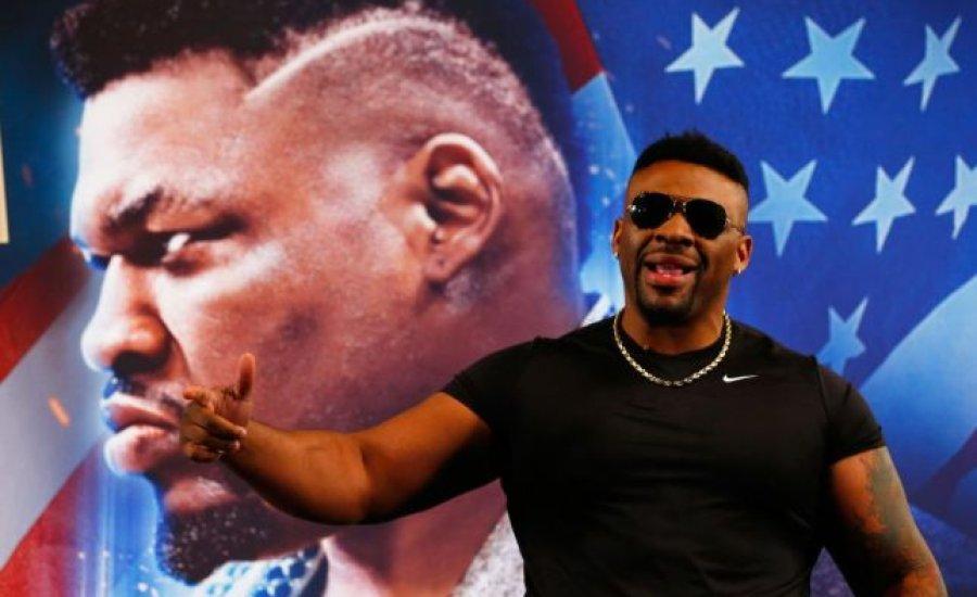 """A """"Boxszörny"""" lehet Tyson Fury következő ellenfele"""