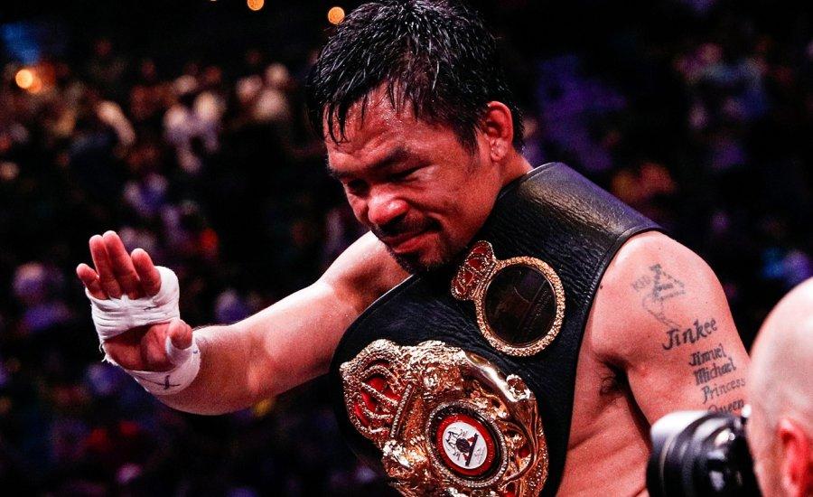 5 alkalom, amikor Manny Pacquiao megrengette a boksz világát