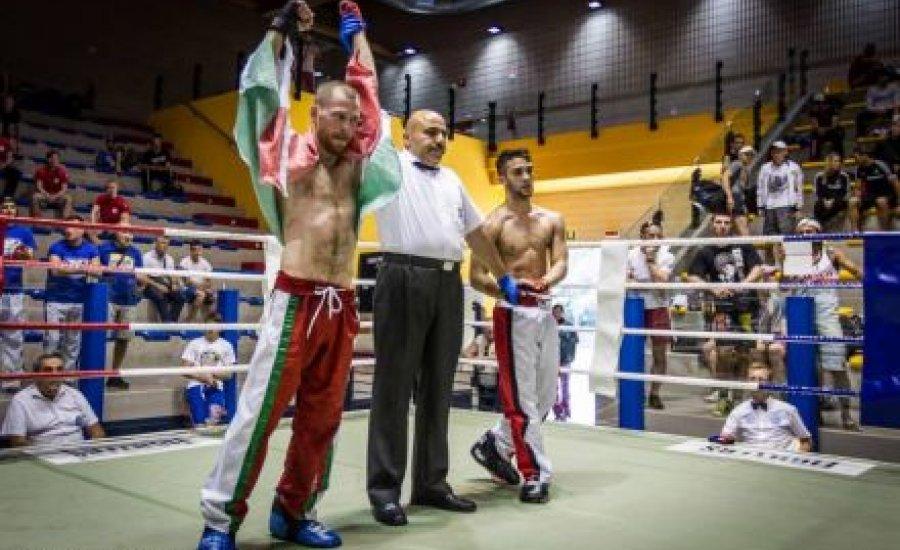 Magyar full-contact sikerek a ringben