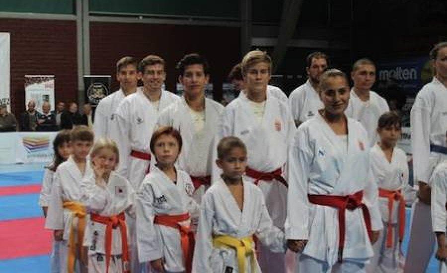 Karate: Budapest remekelt Zágrábban