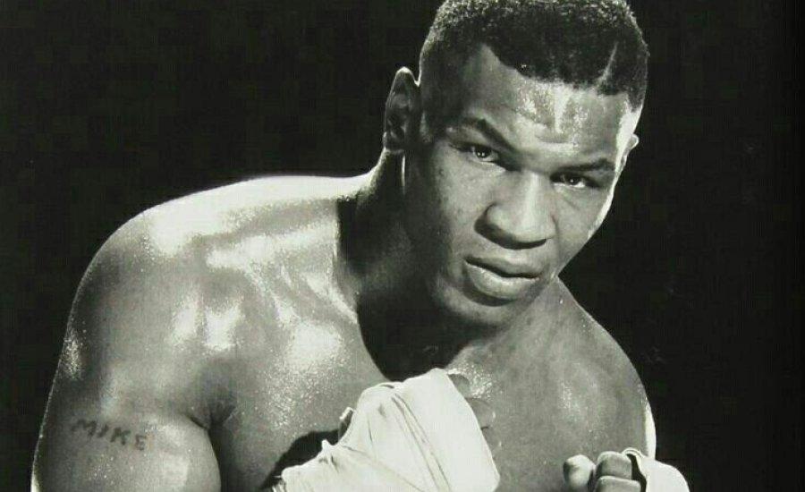 Mike Tyson sparring összeállítás