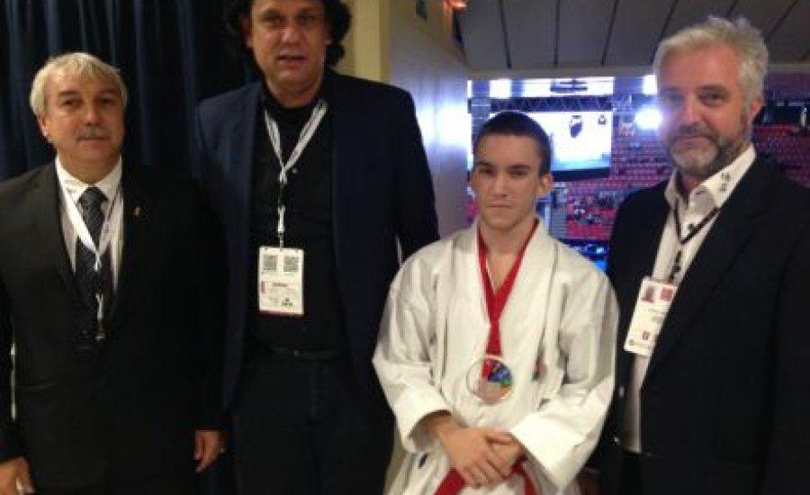 Karate világbajnokság jöhet Budapestre