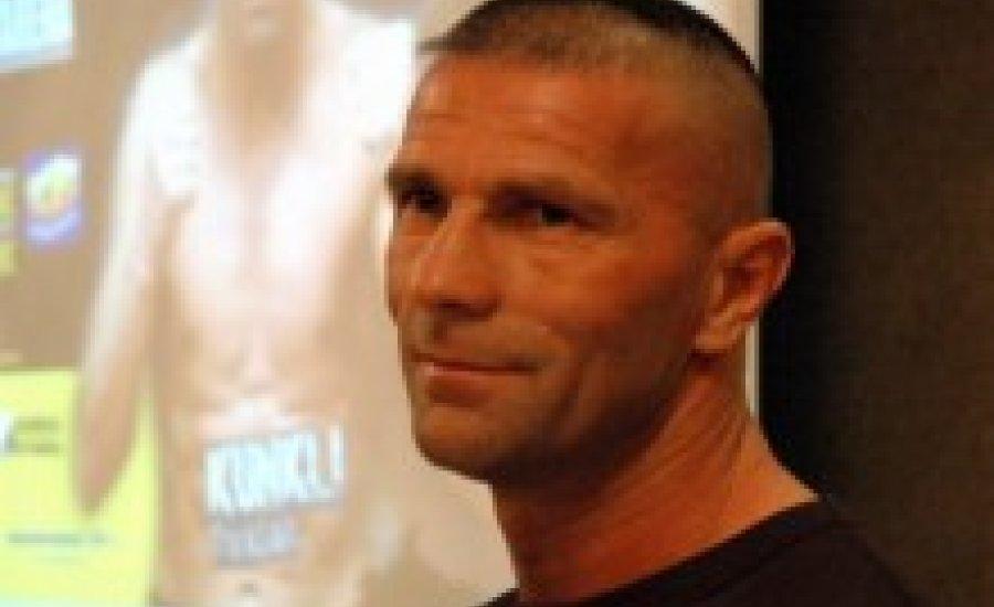 Kunkli Tivadarnak Bob Sapp volt az utolsó ellenfele