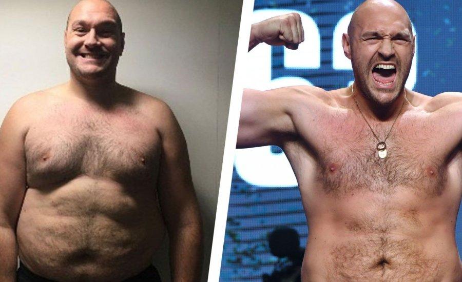 Tyson Fury: vissza az ökölvíváshoz