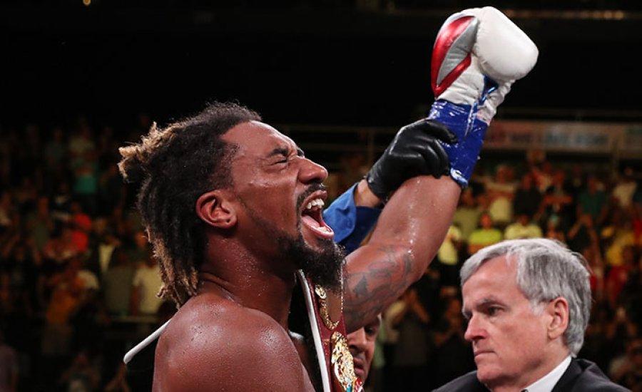 Andrade elvárja, hogy kihívója élete formájában bokszoljon ellene