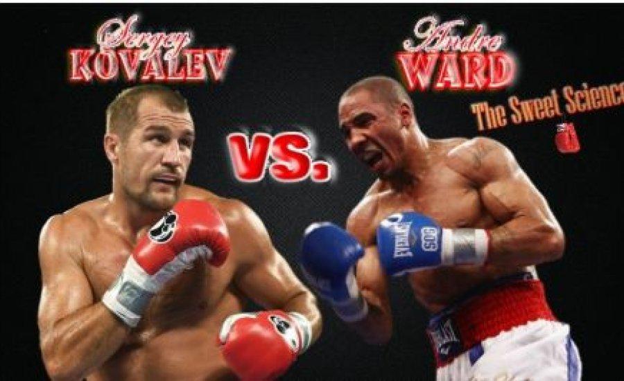 Andre Ward: a Kovaljov-meccs nem lesz könnyű