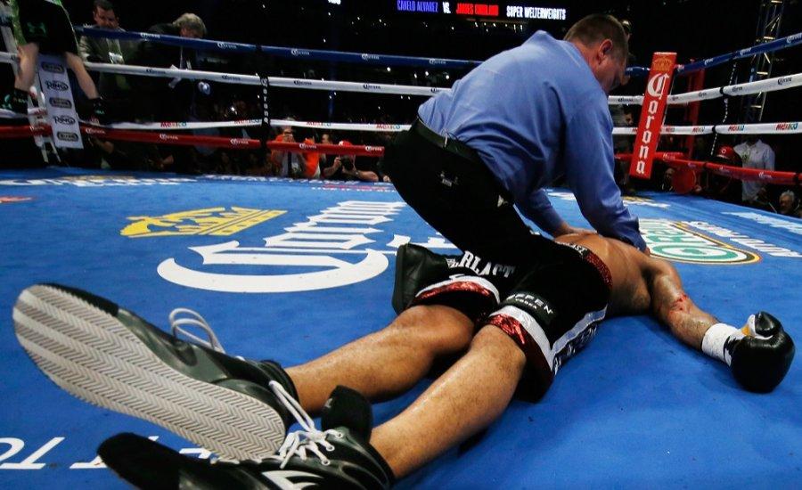 A leggyorsabb kiütések a box történelmében