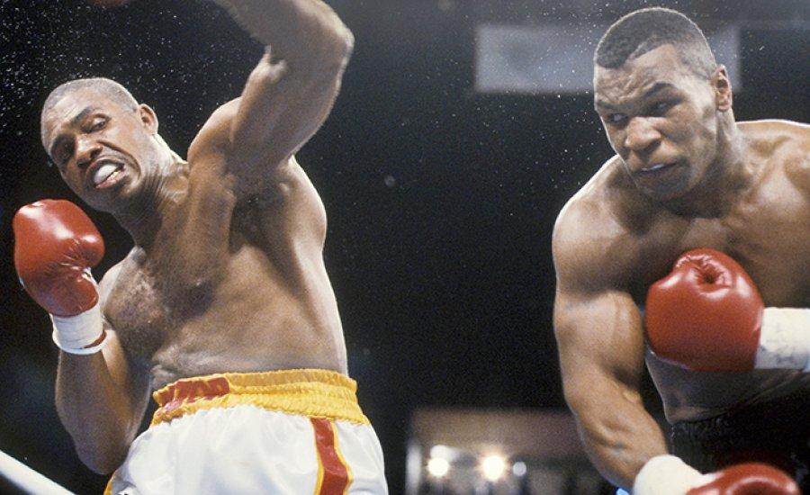 Classic Boxing: Tyson vs Ruddock I.