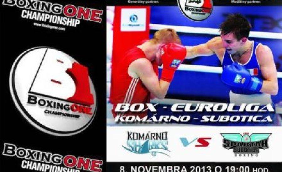 Novemberben rajtol a BoxingONE Championship