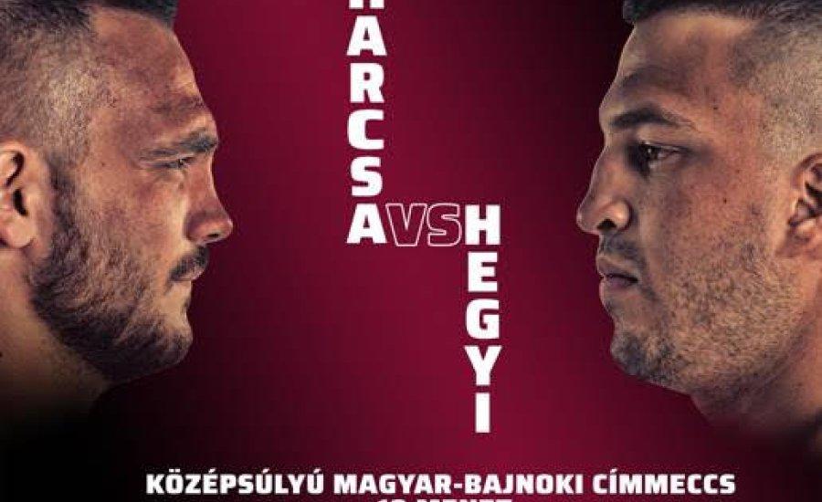 Harcsa és Hegyi bokszolja a főmérkőzést szeptember 21-én
