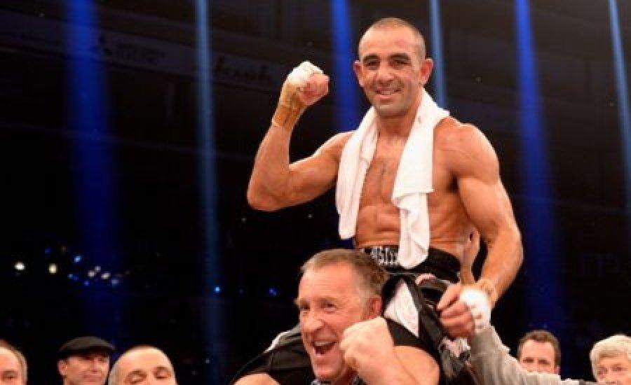 Soliman szerint le tudná győzni Golovkint