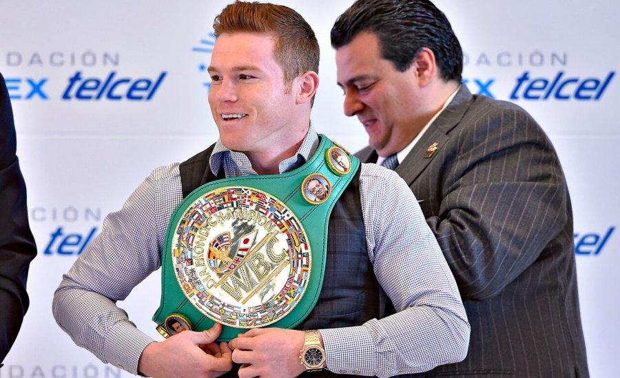 A WBC csak talált egy övet a Canelo/Smith győztesének