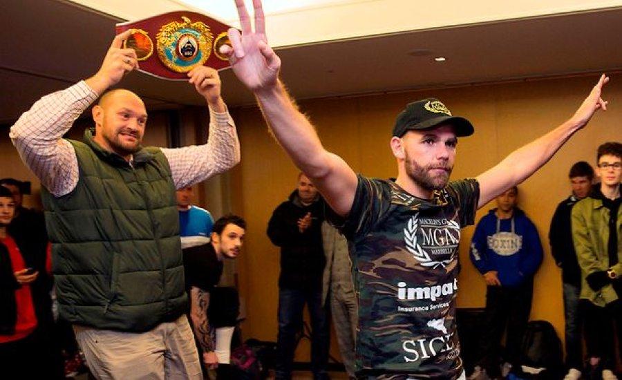 """Tyson Fury szerint Saunders-nek megvan minden képessége """"Canelo"""" legyőzéséhez"""