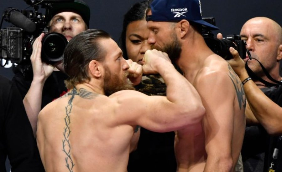 McGregor vs. Cerrone: mérlegelés