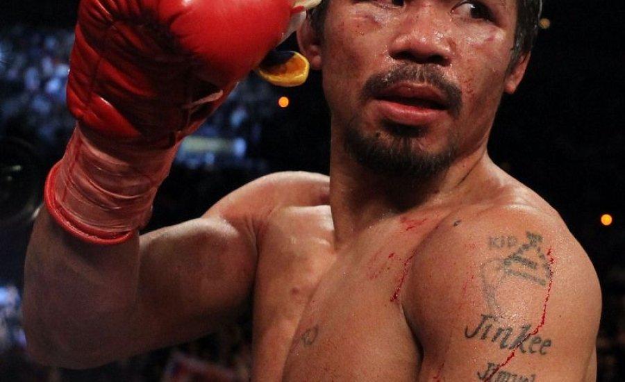 """A WBA """"szünetelteti"""" Manny Pacquiao világbajnoki státuszát"""