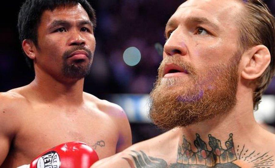 Foreman szerint McGregor le tudja győzni Pacquiao-t