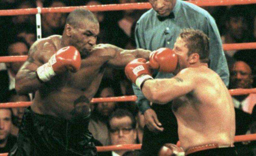 """Amikor Mike Tyson még """"bölényre"""" vadászott"""
