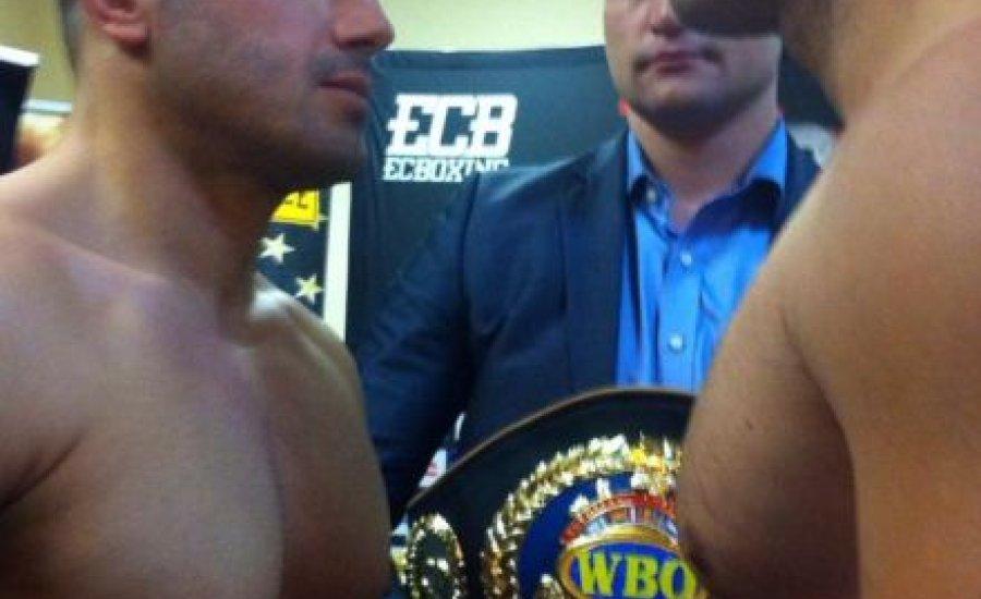 Lődi Tamás ma este védi WBO Europe övét