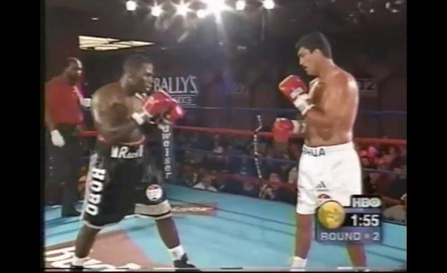 Classic Boxing: Hasim Rahman vs Corrie Sanders