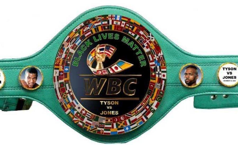 Ezt a WBC övet kapja a Mike Tyson - Roy Jones győztese