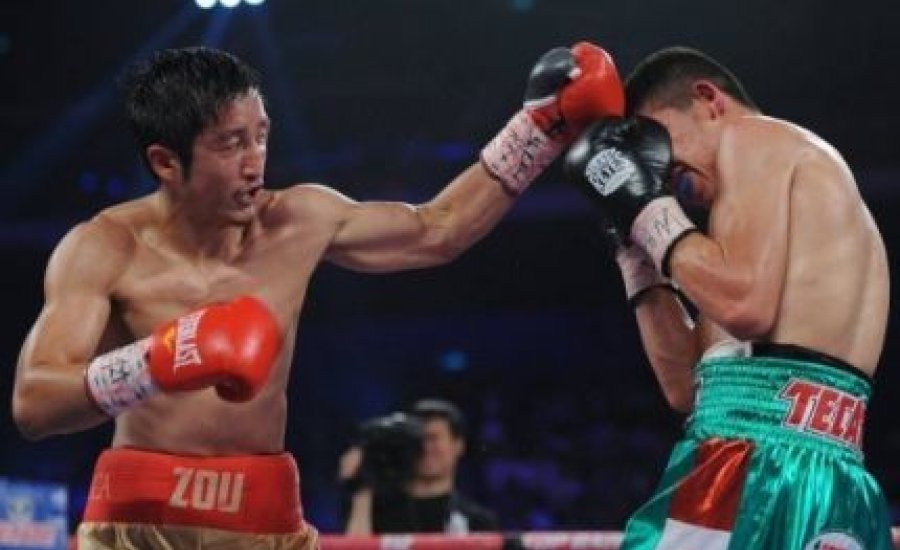 """""""Harakiri"""" meccsen nyert Zou Shiming"""
