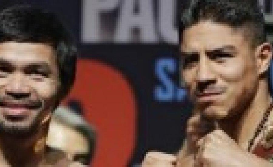 Pacquiao vs Vargas: a mérlegelés (video)
