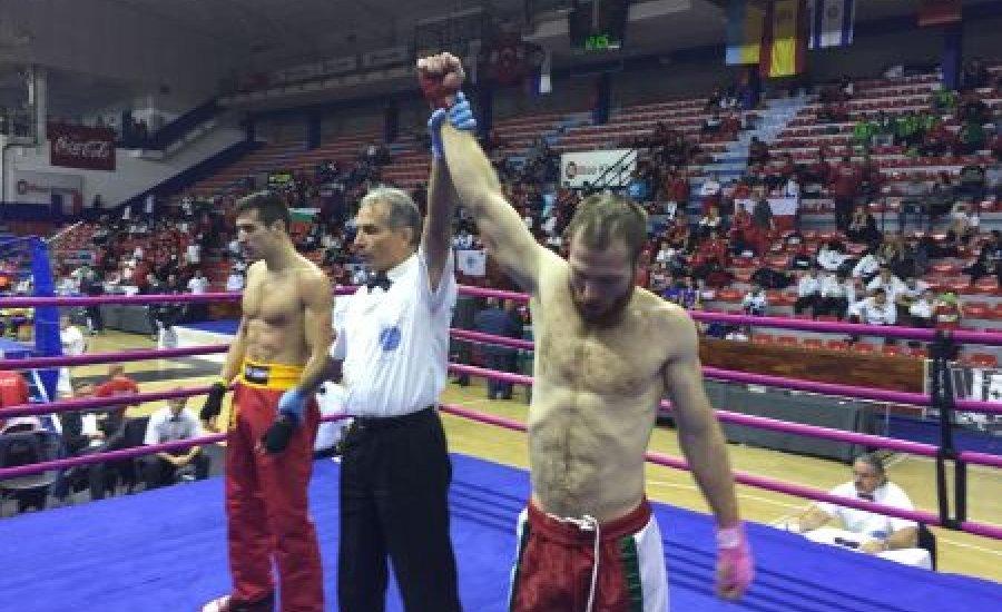 Kick-box  Európa-bajnokság : Hatan a négy között