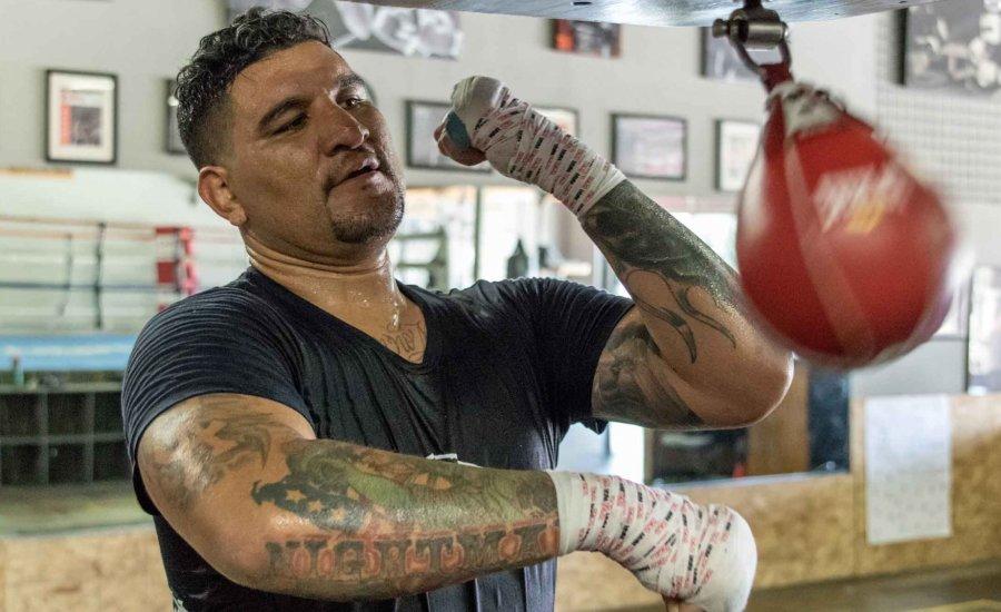 Arreola tudta, hogy egyszer összecsap Andy Ruiz Jr-ral