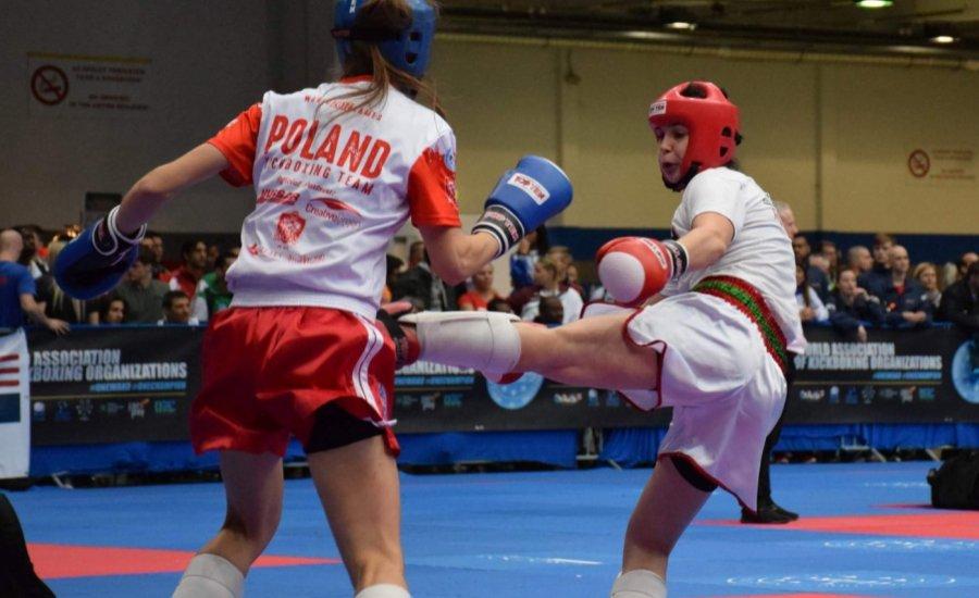 Nagy Rita lett 2020 legjobb hazai női kick-boxosa