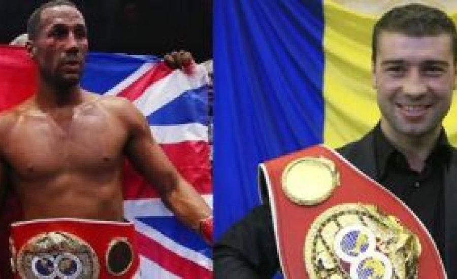A tisztelet jegyében: James DeGale vs Lucian Bute