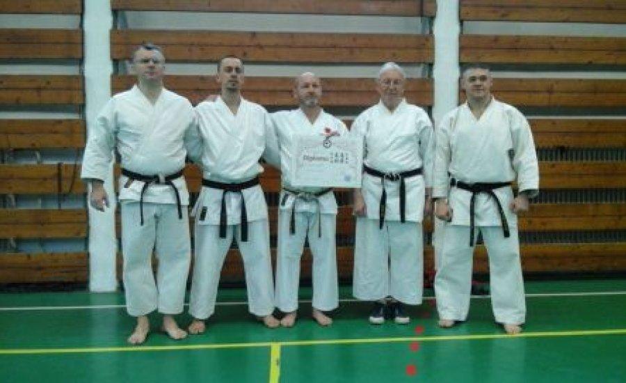 Jól kezdődött a karate évad Keszthelyen