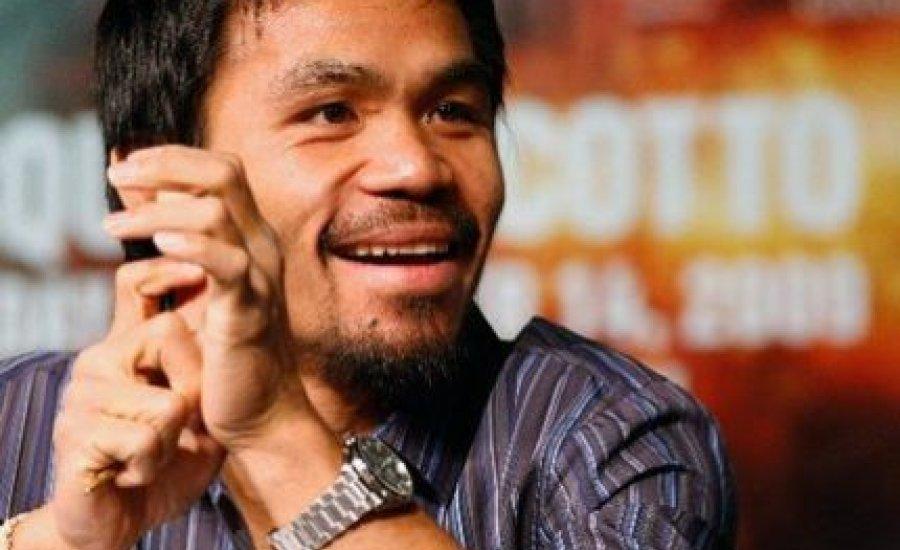 Manny Pacquiao: a gyilkos ösztönöm még megvan