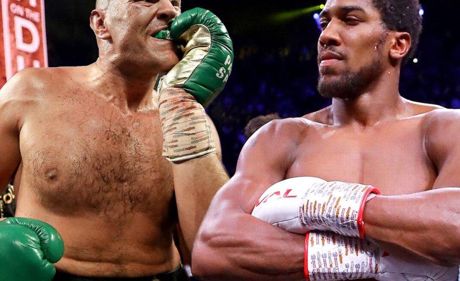 150 millió dollárt fizetnek a szaúdiak a Fury-Joshua mérkőzésért