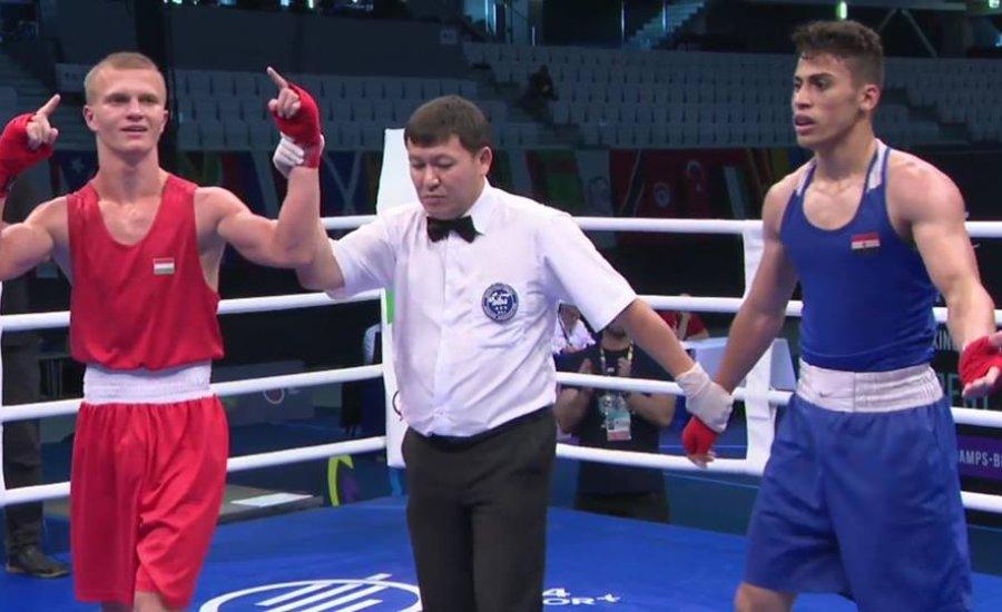 Orbán Adrián döntős az ifjúsági világbajnokságon