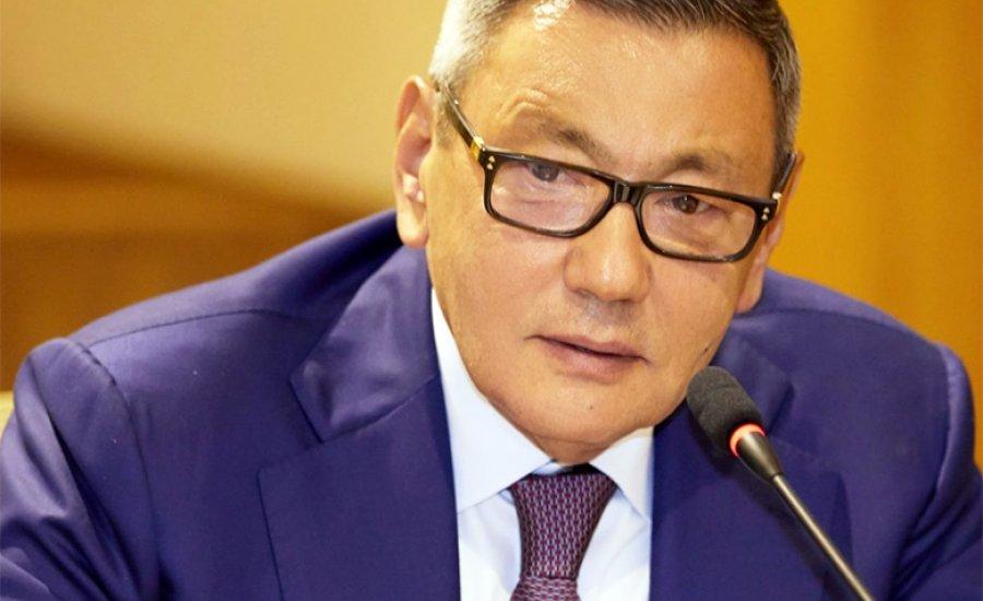 """""""Félreáll"""" az AIBA elnöke, de nem mondott le"""