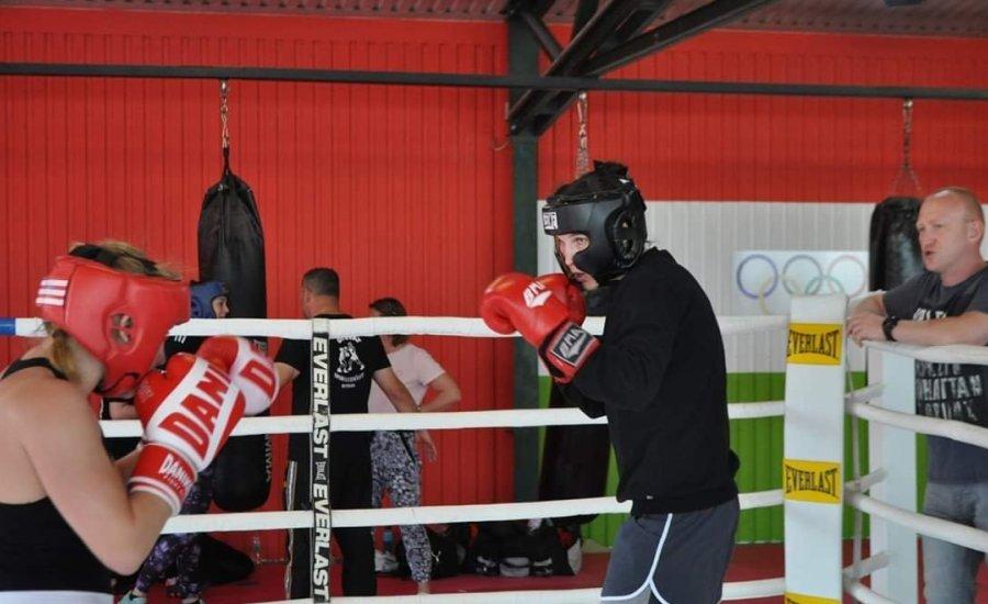 Osztrák-magyar sparring-nap volt Sopronban
