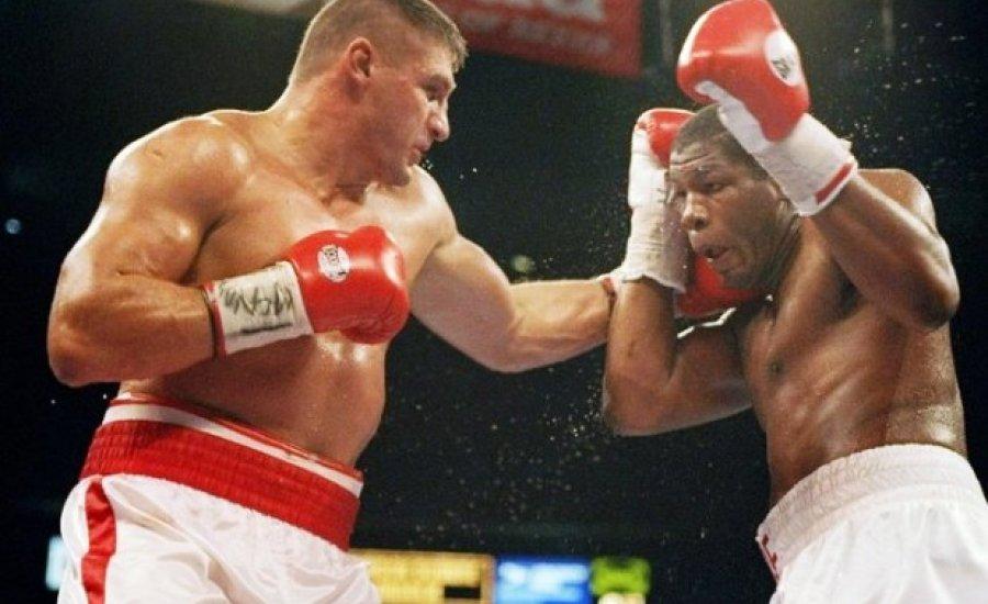 Classic Boxing: Golota vs Bowe