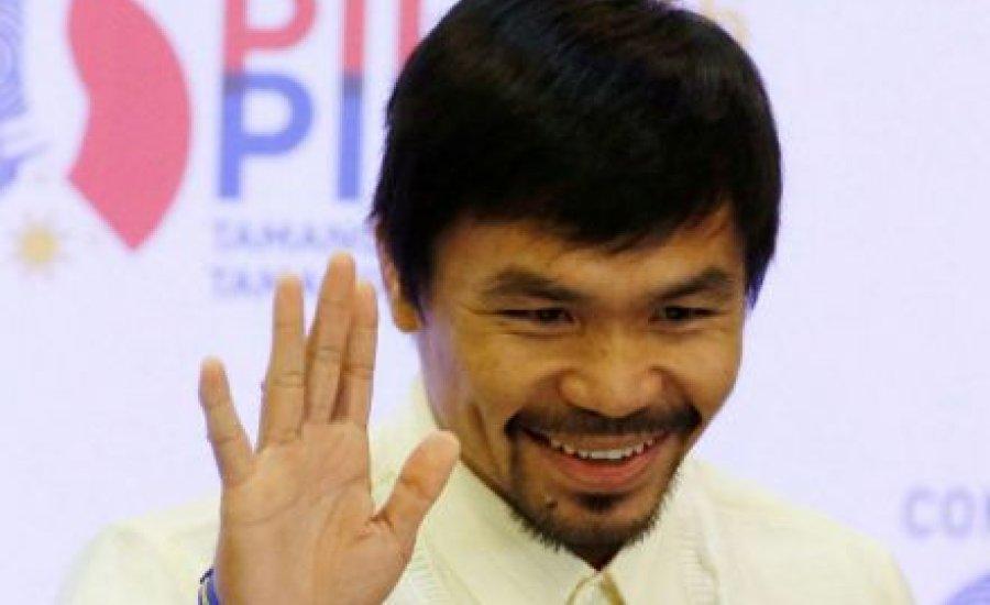 Arum szerint is visszatérhet Manny Pacquiao