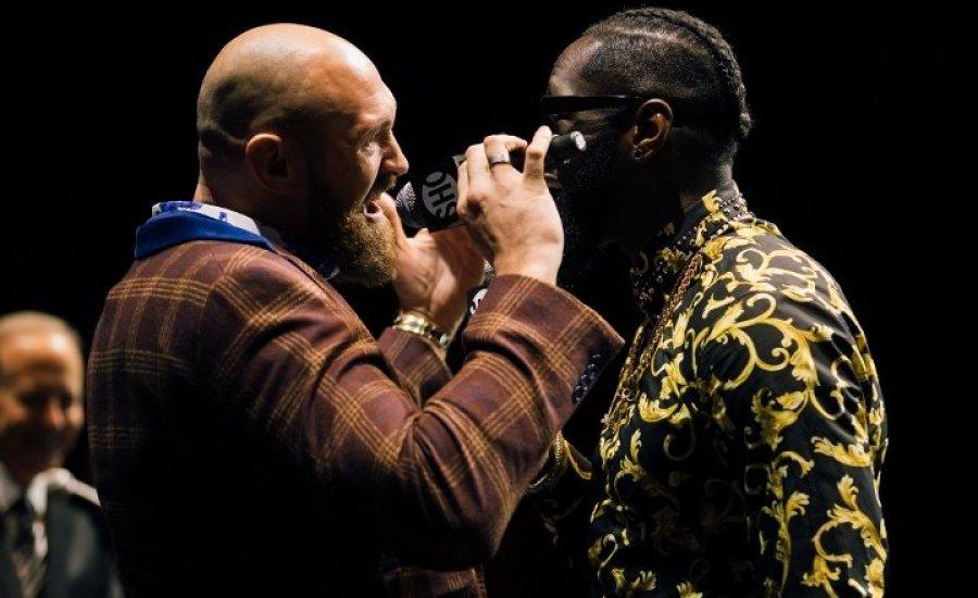 Tyson Fury szerint Wilder fél a megalázástól