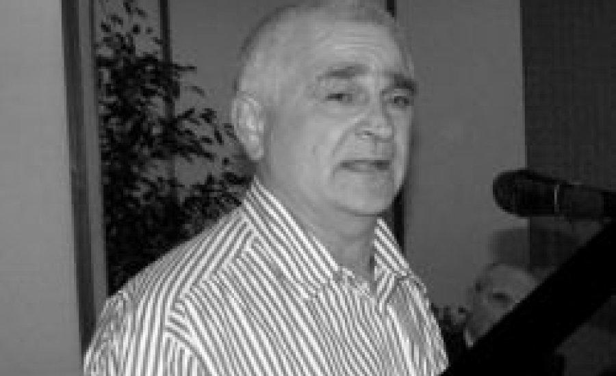 Badari Tibor búcsúztatása