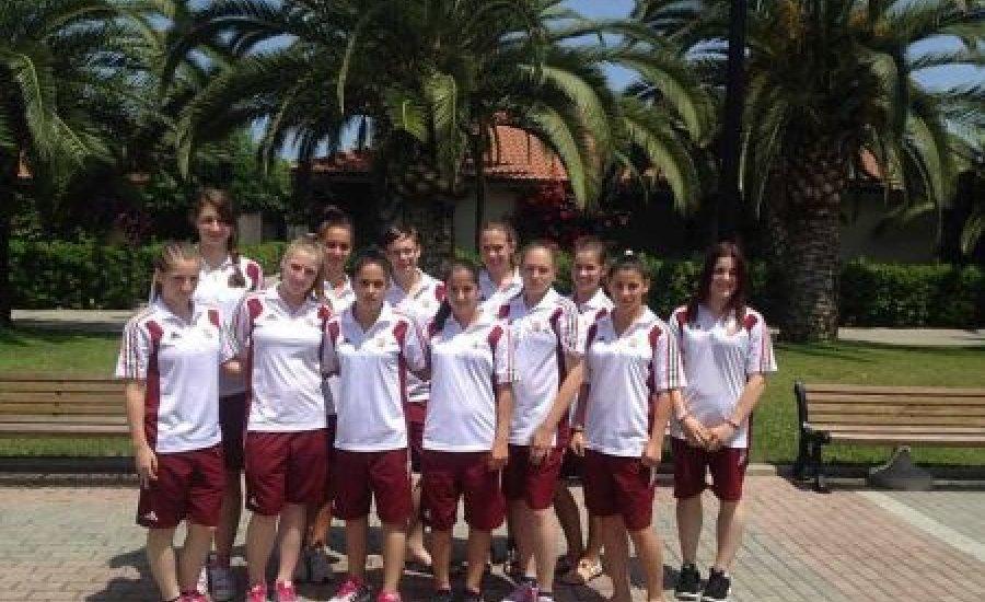 A hétvégén rajtol a női junior és ifi Európa-bajnokság