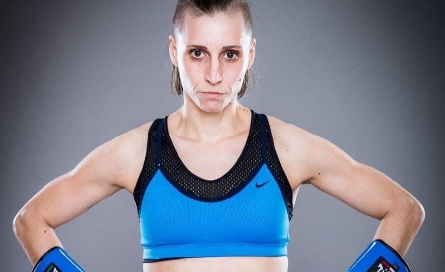 Itthoni világkupán lép ringbe a tévésztárrá lett kick-box bajnoknő