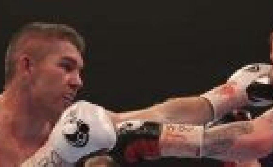 Liam Smith vs Jimmy Kilrain Kelly (video)