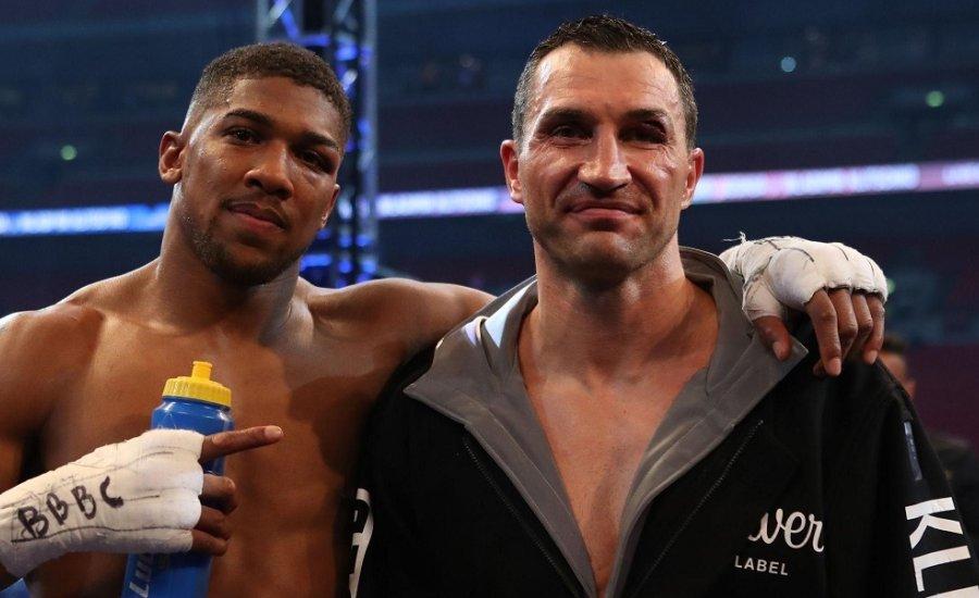 Joshua győzelmében reménykedik Vlagyimir Klicsko