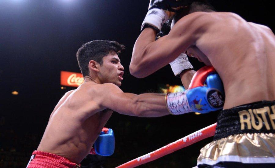 Ryan Garcia vs. Romero Duno