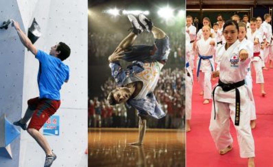 Az ifjúsági olimpiára is bekerült a karate