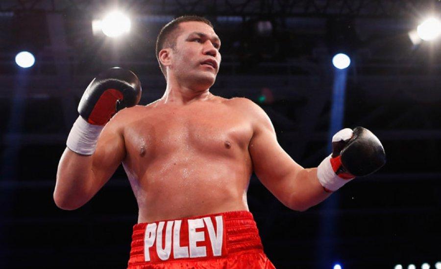 Kubrat Pulev eladományozza fellépti díjának felét
